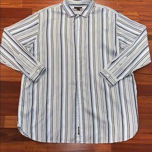 Michael Kors men's dress shirt. 4XT